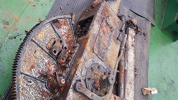 Специалисты Северного флота идентифицировали подводный объект на дне Баренцева моря
