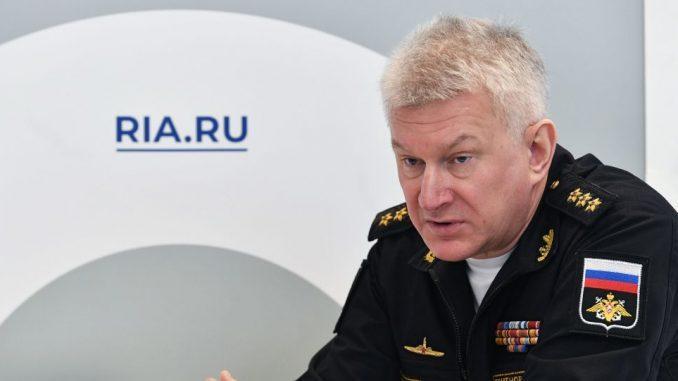 Адмирал Николай Евменов