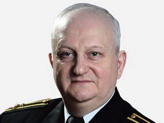 Капитан 1 ранга запаса Игорь ХРИСТОФОРОВ