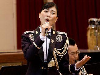 Оркестр японских вооруженных сил выступит на фестивале «Спасская башня» в Москве