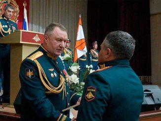 Общевойсковая армия ЮВО на Северном Кавказе отпраздновала 24-ю годовщину со дня ее воссоздания