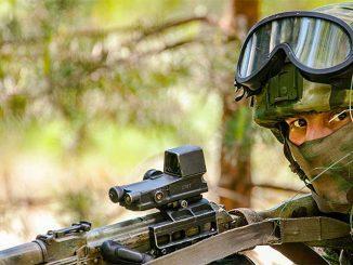 Почётное наименование «Гвардейская» присвоено бригаде спецназа ЗВО, дислоцированной в Тамбовской области