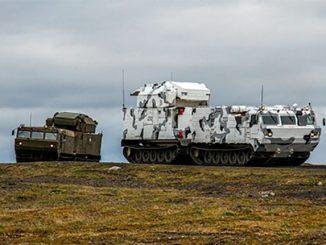 Зенитчики СФ выполнили первые стрельбы из арктических зенитных ракетных комплексов «Тор-М2ДТ» на архипелаге Новая Земля