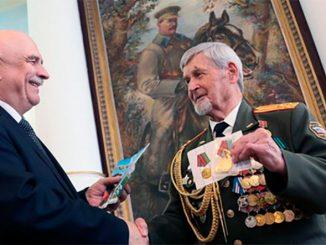 Ветераны-участники операции «Багратион» награждены юбилейными медалями в Екатеринбурге