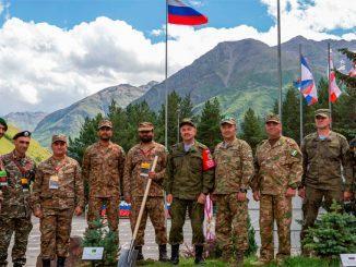 Представители Армении и Пакистана приняли участие в посадке деревьев