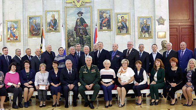 В Военной академии Генерального штаба Вооруженных Сил Российской Федерации прошло расширенное заседание Профсоюзного комитета Первичной профсоюзной организации.