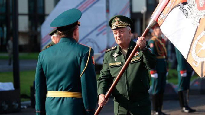 Новое президентское кадетское училище торжественно открыли в Кемерово