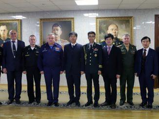 Корейские военные историки посетили Научно-исследовательский институт (военной истории) ВАГШ ВС РФ