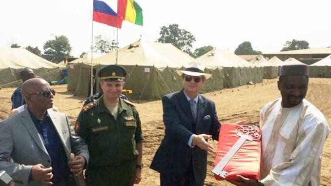 Пять лет тому назад российские специалисты помогли народу Гвинейской Республики ликвидировать смертельно опасную инфекцию.