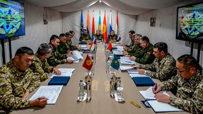 Первое заседание рабочей группы при Совете министров обороны ОДКБ прошло в Нижегородской области