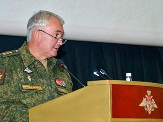 Замминистра обороны России генерал-полковник Андрей Картаполов открыл оперативно-специальный сбор с руксоставом органов военно-политической работы