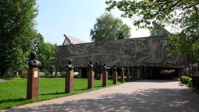 Студии военных художников имени М.Б.Грекова – 85 лет