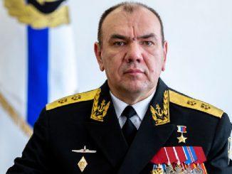 Вице-адмирал Александр Моисеев