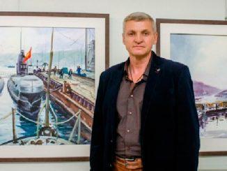 Военнослужащему Черноморского флота присвоено звание «Народный художник Крыма»