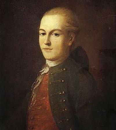 Григорий Григорьевич Спиридов