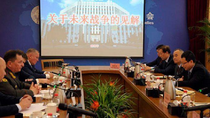 Академия Генштаба почти на треть нарастила интенсивность международного сотрудничества в 2019 году