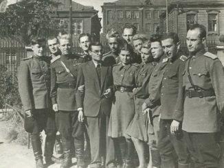 Слушатели конца 1940-х