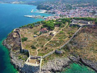 Старая крепость Наварина