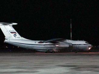 В Италию прибыло около 100 российских военных специалистов для оказания помощи в борьбе с пандемией коронавирусной инфекции