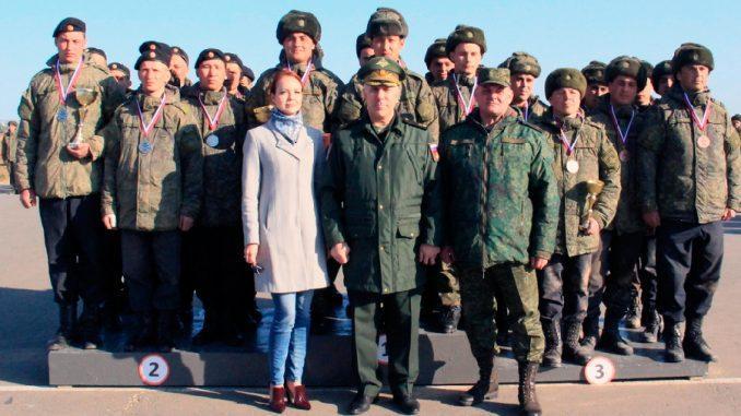 Команда 49 армии представит ЮВО на состязаниях танкистов ВС РФ на «Танковом биатлоне» АрМИ-2020