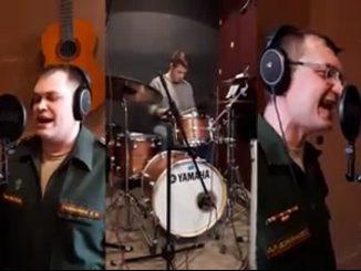 Ансамбль песни и пляски ЦВО записал мотивирующий клип о борьбе с коронавирусом