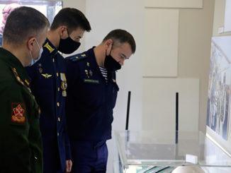 В Санкт-Петербурге открылась выставка, посвящённая 5-летию операции Вооруженных Сил Российской Федерации на территории Сирии