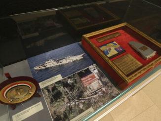Главком ВМФ поблагодарил сотрудников Центрального военно-морского музея за выставку об истории спасательных и миротворческих операций отечественного Военно-Морского Флота