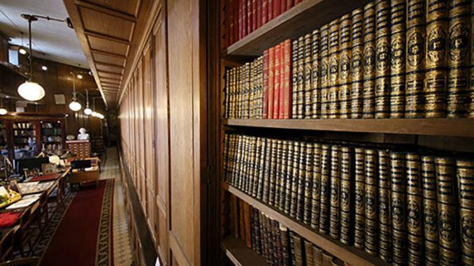 В Военной научной библиотеке Генерального штаба ВС РФ проходит книжная выставка «Великая битва за Москву»