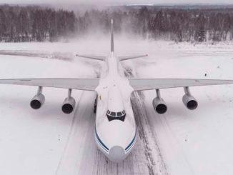 Ан-124-100 «Руслан»