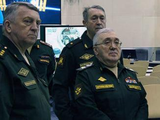 Первый заместитель Министра обороны Российской Федерации Руслан Цаликов в ходе рабочей поездки
